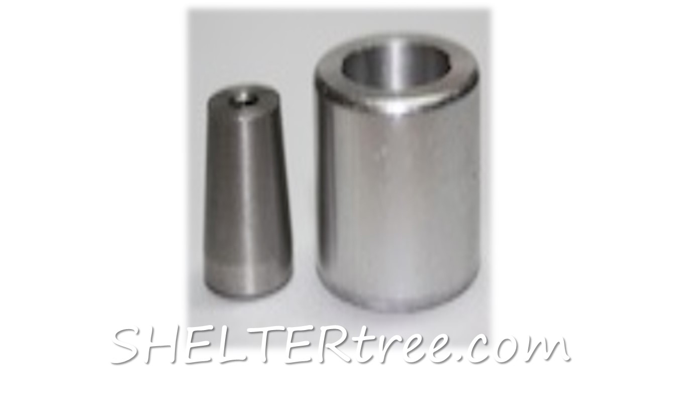 RIGGUY WIRE STOP ROUND     https://www.sheltertree.com