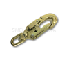 CLIMB RIGHT STEEL SWIVEL ROPE SNAP