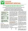 DOGGETT 15-15-20 DROUGHT SPECIAL