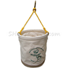BUCK CABLE BUCKET CANVAS LEATHER BOTTOM