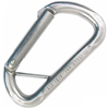 KONG ASYMMETRIC STEEL BAR CARABINER