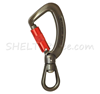 ISC TWISTER SWIVEL CARABINER