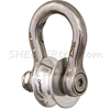 CMI STAINLESS STEEL SHACKLE PULLEY