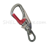 ISC TRIPLE LOCK SWIVEL ROPE SNAP