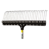 GROUNDSKEEPER II RAKE HEAD 21""