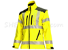 JACKET BREATHEFLEX HV LIME