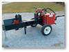 BUILT-RITE WOODSPLITTER WITH LOG LIFT