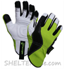 GLOVE XT WORK LEATHER PALM