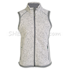 VEST STAGHORN WOMENS STONE